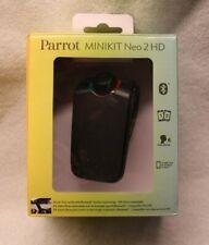 Parrot Minikit Neo 2 HD Bluetooth Freisprechanlage schwarz Clip Hands-free