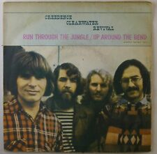 """7"""" Single - Creedence Clearwater Revival - Run Through The Jungle - S2774"""