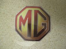MG sticker, Classic cars, MGB, MGF  etc