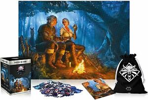 GOOD LOOT THE WITCHER JOURNEY OF CIRI PUZZLE (1000 PIECES)