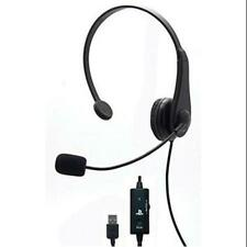 Sony Playstation 3 Wired Headset CPS301 - Black  (IL/PL1-5865-CPS301-UG)