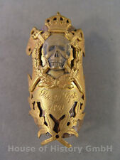 Fahnennagel Fahnenbeschlag, Infanterie Regiment 92 / Husaren Regiment 17, IR HR