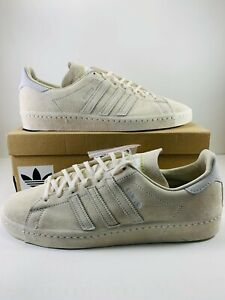 Adidas RECOUTURE x Campus 80 Chalk White, Men's Size 11, New Shoes, FY6750