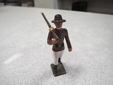 CBG HOMME AVEC UN FUSIL CARABINE CHASSE CHASSEUR lead toy soldier hunting *