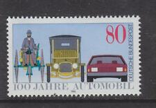 1986 WEST GERMANY MNH STAMP DEUTSCHE BUNDESPOST CENTENARY OF MOTOR CAR  SG 2116