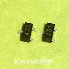 3000 PCS TL431 SOT-23 Programmable voltage reference