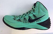 Nike Hyperdunk Verde Basket Scarpe Trainer Stivali 8 UK
