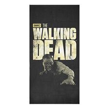 AMC The Walking Dead Printed Jumbo Cotton Velour Beach Towel 88cm x 178cm New