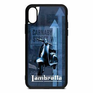 Lambretta Mobile Phone Case - iPhone 5/6/7/8/X/XS/XR/11/12 & SAMSUNG GALAXY
