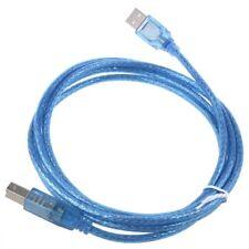 1.8M USB Printer Cable for Canon Pixma MG2420 MG2520 MG2920 MG2922 MX522 Blue