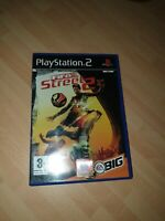 Fifa Street 2 PlayStation 2 (PS2) Game Black Label PAL