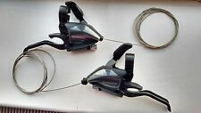 Shimano STI 7 & 3 21 vitesse cycle/Vélo Frein Leviers Gear Shifters ST-EF51