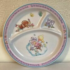 Precious Moments Blessing Sectional Plate