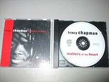 Tracy Chapman - Matters of the Heart (CD) 10 Tracks - Nr Mint - Fast Postage