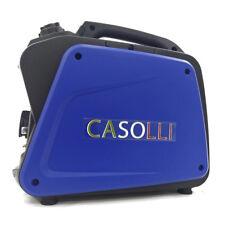 BLACK FRIDAY GENERADOR INVERTER CASOLLI 1200W - compacto portátil insonorizado