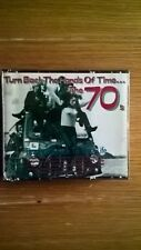 Turn Back the Hands of Time CD (70's 4 CD Box -Various Artists)