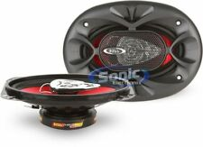 BOSS Audio CH4630 250 Watt 4 x 6 Inch Full Range 3 Way Car Speakers (PAIR)