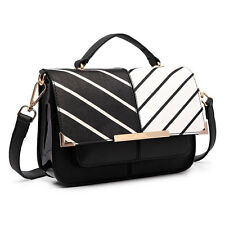 Ladies Handbag PU Leather  Shoulder Tote Bag Satchel Cross Body Bag Exquisite