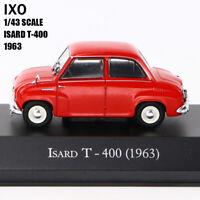 1/43 IXO ISARD T-400(1963) Diecast Car Model Rare Collection