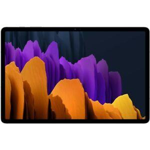 SAMSUNG GALAXY TAB S7+ PLUS (8GB/256GB, 5G, SM976B), MYS SILVER, WITH KEYBOARD