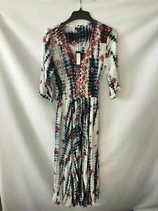Tolani Multicolor Casual Dress - Women's Size XS New With Tags
