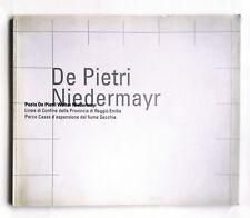De Pietri, Niedermayr Linea di confine della Provincia di Reggio Emilia 1997