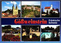 Gößweinstein , Fränk. Schweiz , Ansichtskarte