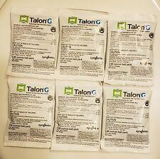 Talon G One Bite Mouse Mice Rat Rodent Bait Pellets Bitrex Place Packs Lot of 6