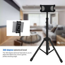 "NEW 360° Rotated Tripod Stand Holder For iPad 2 3 4 Mini Air 9.7"" Pro 11"" 12.9"""