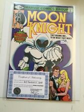 New ListingMoon Knight 24 Issue Signed wCoa Lot Platt Sienkiewicz Finch Suydam Nowlan +6