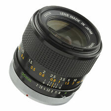 Canon FD 35mm F2 Concave Thoriated Lens Near Mint Condition