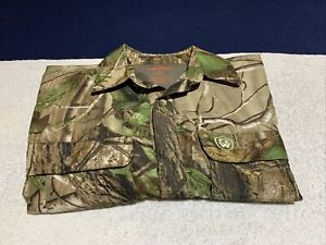 Game Winner Boys Youth Vented Realtree S/S Shirt Camoflauge