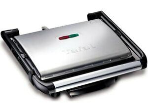 TEFAL GC241D Tisch Elektro Kontaktgrill Toster Sandwich Grill Steak Inicio 2000W