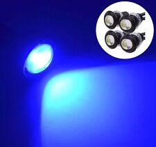 4x Blue LED Boat Light Waterproof Outrigger Spreader Transom Underwater