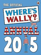 Where's Wally: The Official Annual 2015