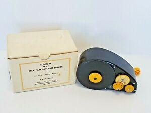 Vintage Alden 74 Bulk Film Daylight Loader 35mm CIB