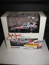 1/64 CORGI JOHN FORCE 2 CAR WORLD CHAMPION FUNNY CAR SET CASTROL  LTD ED  #98380