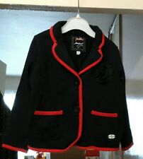 JUNIOR J NAVY BLAZER AGE 2-3 IDEAL FOR A WEDDING OR HOLIDAY GREAT ITEM