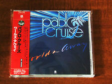 Pablo Cruise Worlds Away 1995 A&M Japan Advance CD POCM-2008 HTF OOP