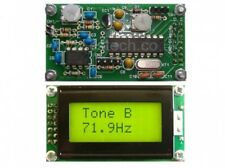 25 Tone CTCSS Decode / Display  - with tone valid outputs (Built and tested)