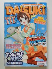 Lifestyle made in Japan Daisuki Twinkle stars Signale 7 2011  Manga