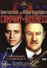 COMPANY BUSINESS DVD=GENE HACKMAN=REGION 4 AUSTRALIAN RELEASE=NEW AND SEALED