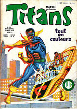 TITANS   N°14    LUG    MARVEL