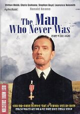 THE MAN WHO NEVER WAS ALL REGION  NEW DVD