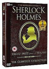 Sherlock Holmes - The Complete Collection (DVD, 2008, 16-Disc Set, Box Set)