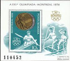 Roemenië Block 137 postfris 1976 Kampioenen