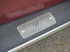 VW BOOT SCRAPER SUIT VOLKSWAGEN BEETLE VINTAGE OVAL SPLIT JUDSON SPEEDWELL KAFER