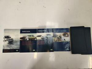 Land Rover Range Rover L322 3.0 TD6 Handbook And Wallet