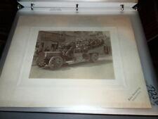 #7256,Seldom Seen Circa 1910 Tour Auto/Bus,Ardstinchar Hotel Scotland Photo