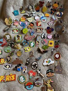 Mystery £1 Disney Pin Badge Pick And Mix Trading Dlp Dlrp Wdw Disneyland